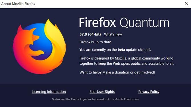 Mozilla phát hành Firefox 57 Quantum: giao diện mới, ít ngốn RAM hơn Chrome tới 30% - ảnh 1