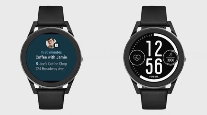 Fossil ra mắt chiếc smartwatch thể thao đầu tiên, Q Control