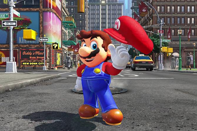 Sắp có phim hoạt hình về Mario - ảnh 1