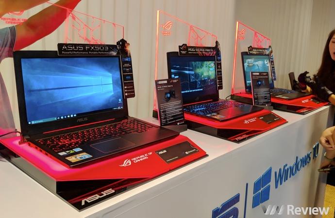 Từ tháng 11 này, tất cả laptop ASUS về Việt Nam đều được cài sẵn Windows 10 bản quyền - ảnh 5