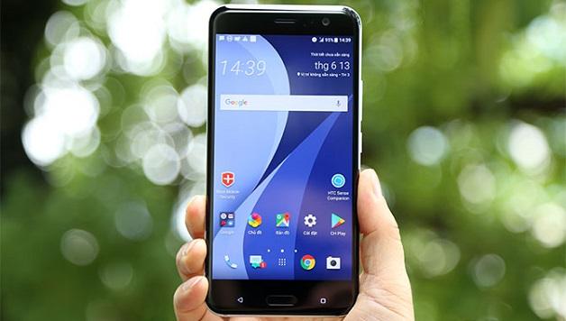 HTC U11 bắt đầu được cập nhật Android 8.0 Oreo qua OTA