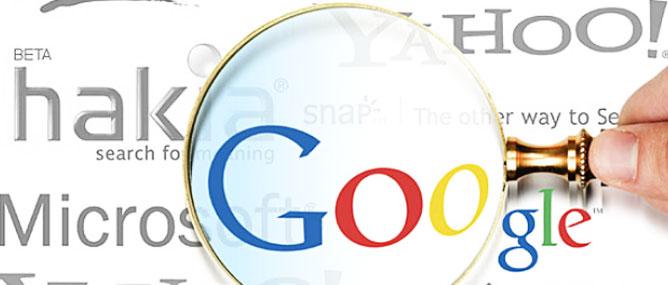 Google xóa 250.000 search link/ tuần
