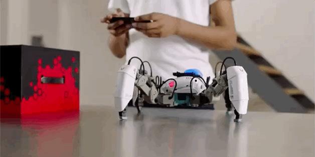 Gặp MekaMon - chú robot AR có thể điều khiển bằng smartphone