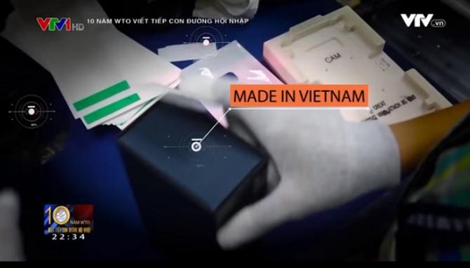 Chiếc điện thoại Samsung 'Made in Vietnam': DN Việt chỉ làm nổi vỏ hộp và dây nối... ảnh 1
