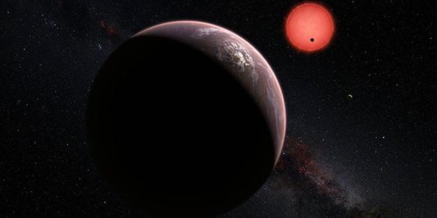 Phát hiện hành tinh rất gần Trái Đất có thể chứa sự sống