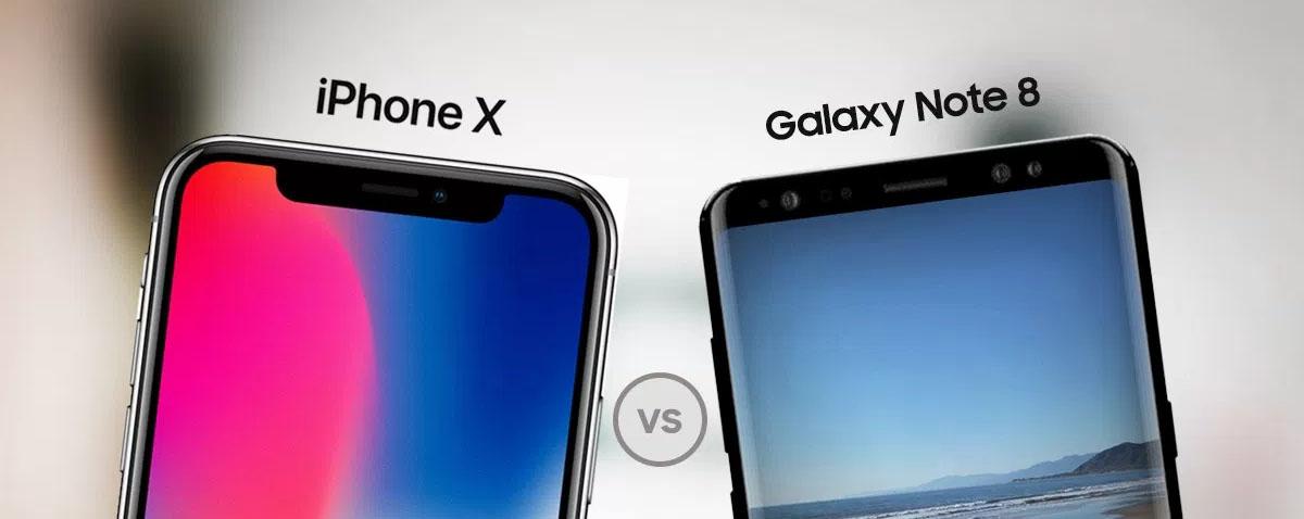 Galaxy Note 8, iPhone X và vấn đề bảo mật trên smartphone