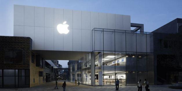 Apple trở thành thương hiệu laptop lớn thứ 4 thế giới