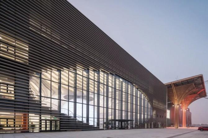 Bên trong thư viện sách khổng lồ tại Trung Quốc, diện tích tương đương 5 sân bóng đá ảnh 3