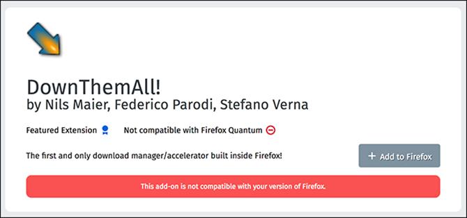 """Tại sao Firefox Quantum phải """"chia tay"""" các extention truyền thống? ảnh 1"""