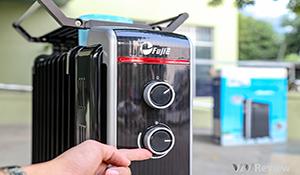 Đánh giá máy sưởi dầu OFR-4511 giá 2 triệu đồng: làm ấm nhanh, không gây khô da