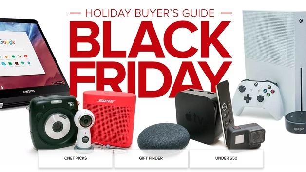 Điểm qua những sản phẩm công nghệ đáng mua nhất trong mùa Black Friday năm nay
