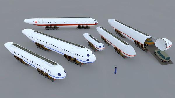Thiết kế máy bay đa phương thức này sẽ thay đổi mãi mãi cách chúng ta đi du lịch ảnh 3