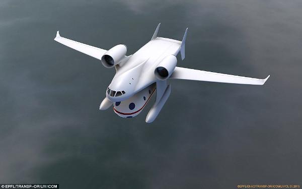 Thiết kế máy bay đa phương thức này sẽ thay đổi mãi mãi cách chúng ta đi du lịch ảnh 2