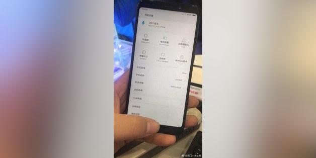 Xiaomi Redmi Note 5 lộ ảnh thực tế: Thiết kế viền mỏng, vẫn dùng Snapdragon 625