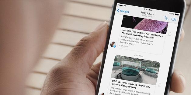Facebook Messenger lại copy tính năng của Snapchat
