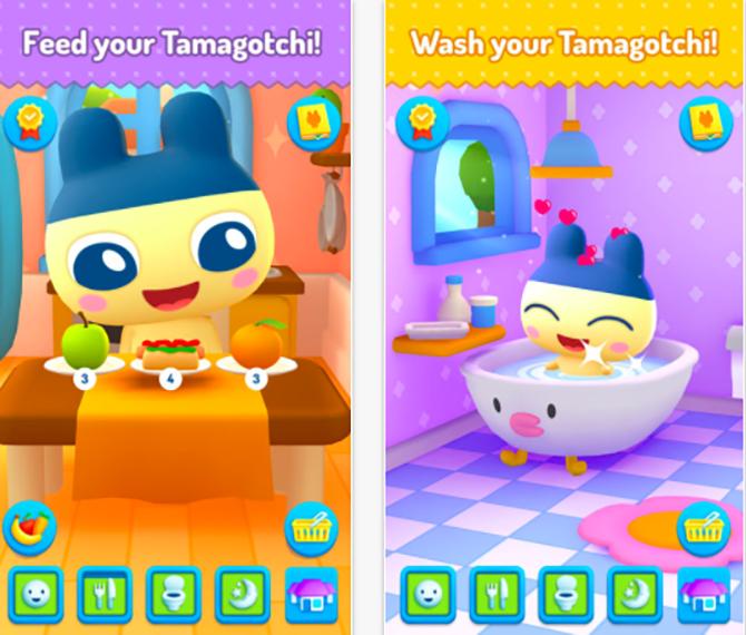 """""""Gà ảo"""" Tamagotchi sẽ đổ bộ lên smartphone trong năm 2018 ảnh 1"""