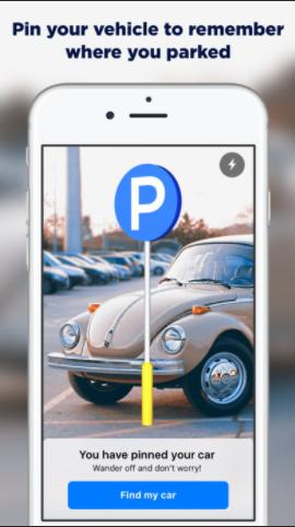 Ứng dụng AR của Apple sẽ giúp bạn tìm ra vị trí đỗ xe của mình ảnh 1