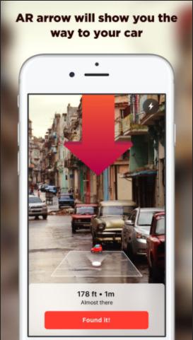 Ứng dụng AR của Apple sẽ giúp bạn tìm ra vị trí đỗ xe của mình ảnh 2