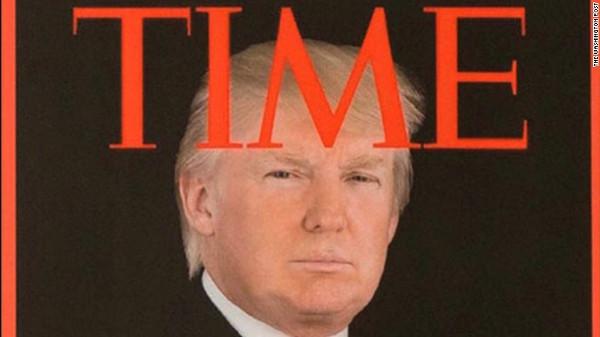 """Donald Trump từ chối… danh hiệu """"Nhân vật của năm"""" ngay khi nó còn chưa được công bố"""