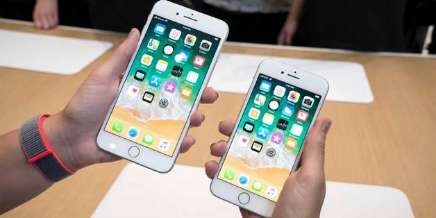 iPhone 8 và 8 Plus chạy iOS 11 bị tố dính lỗi mic thoại bắt tiếng kém