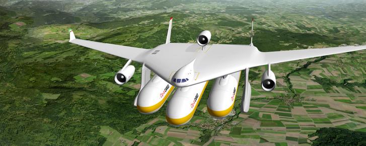 Thiết kế máy bay đa phương thức này sẽ thay đổi mãi mãi cách chúng ta đi du lịch