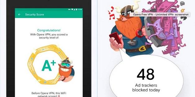 Opera trở thành trình duyệt đầu tiên tích hợp VPN miễn phí cho cả Android, iOS và PC