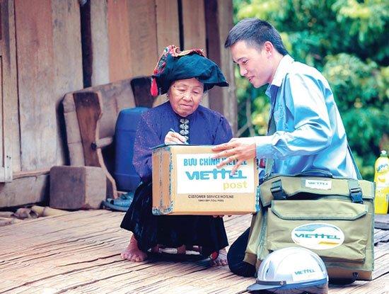 Trong 500 doanh nghiệp có lợi nhuận tốt nhất 2017, Viettel đứng đầu
