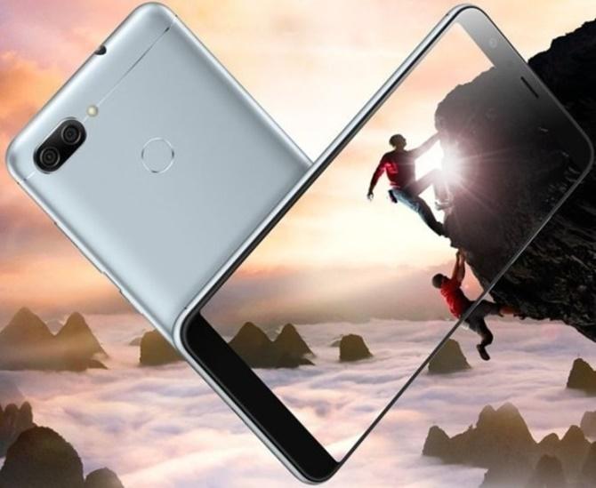 ZenFone Max Plus (M1): smartphone đầu tiên của Asus có tỷ lệ màn hình 18:9