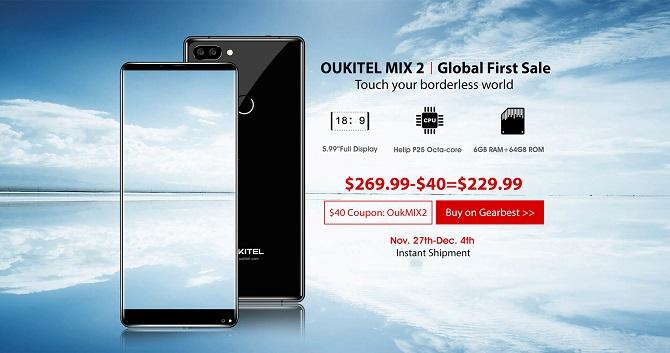 Smartphone tràn viền dùng Ram 6GB bắt đầu mở bán trên toàn cầu