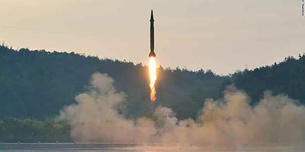Những thông tin liên quan đến tên lửa mới được phóng của Triều Tiên