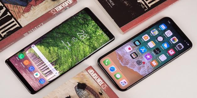 Samsung bán nhiều điện thoại nhất Quý 3, nhưng lợi nhuận thua xa Apple