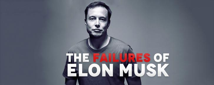 Thấy gì qua những thất bại lớn nhất của Elon Musk?