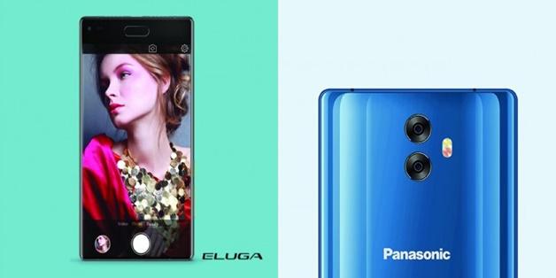Panasonic giới thiệu dế Eluga C: 3 cạnh viền siêu mỏng, camera kép
