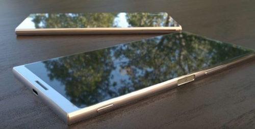 """Cuối cùng chiếc Xperia """"viền cực mỏng"""" đáng mong đợi của Sony cũng lộ diện, màn hình HDR 4K"""