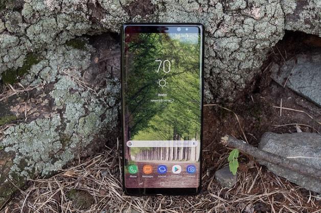 Sau hai tháng ra mắt, Galaxy Note 8 cuối cùng cũng nhận được bản cập nhật lớn đầu tiên