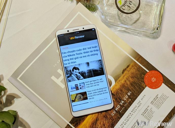 Oppo F5 Youth chính hãng: cấu hình như F5, chỉ giảm RAM và camera, giá 6.19 triệu đồng