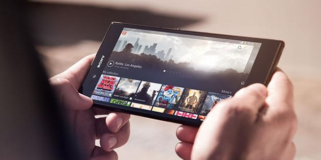 Xu hướng di động tương lai: sự thống trị của smartphone màn hình lớn