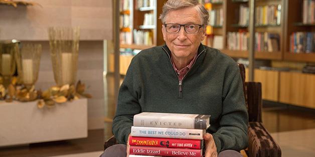 Hai cuốn sách của tác giả người Việt lọt vào top 5 cuốn sách yêu thích của tỷ phú Bill Gates trong năm 2017