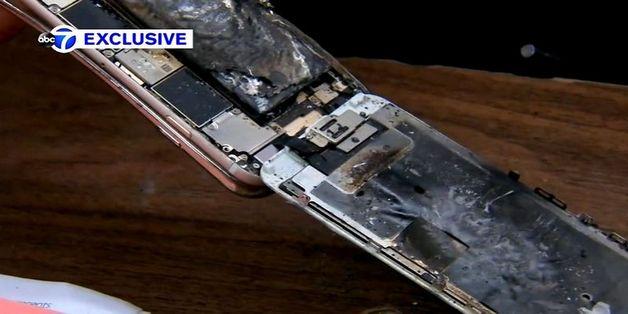 Vừa dùng vừa cắm sạc, iPhone 6 bất ngờ phát nổ