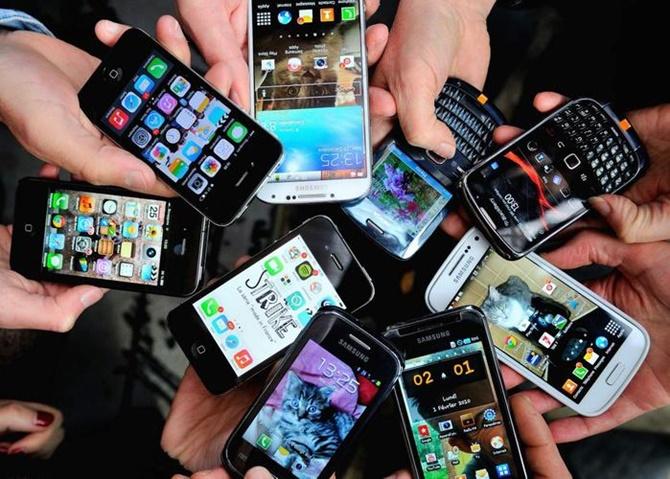 Samsung thống trị trường điện thoại thông minh toàn cầu