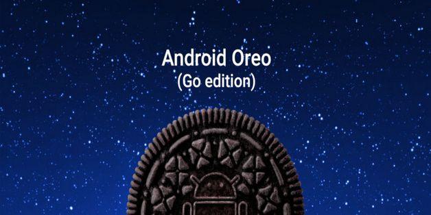 Google phát hành Android Go cho thiết bị RAM 512MB - 1GB