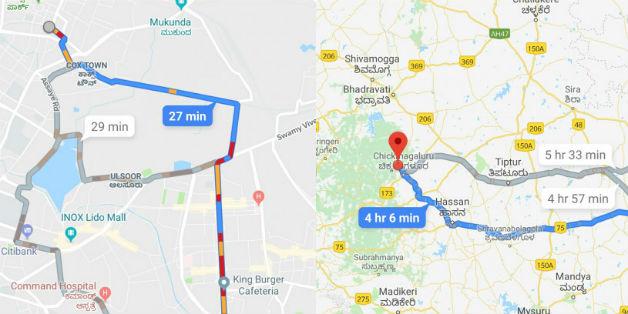 Google Maps vừa mở thêm chế độ chỉ đường cho xe máy, on grand gulch primitive area map, imaginary world map, id map, mx map, ae map,