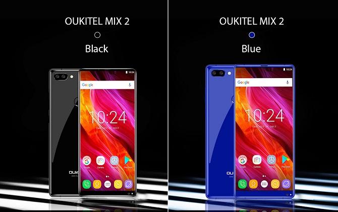 MIX 2 chính thức mở bán, 30 chiếc đầu tiên có giá 99,99 USD