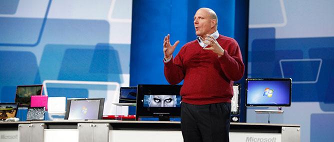 Hàng khủng Microsoft: Máy tính bảng 80 inch Windows 8