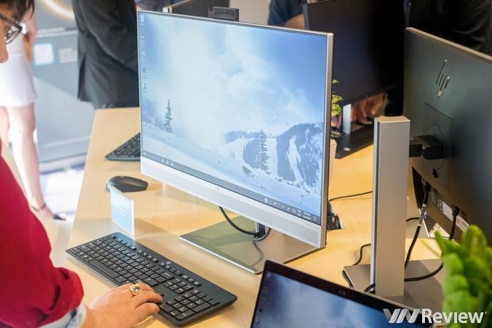 HP ra mắt loạt máy tính AiO và laptop đa chế độ mới cho doanh nghiệp, giá từ 29 triệu đồng