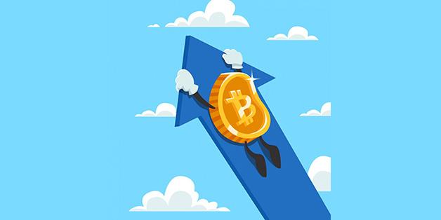 Bitcoin lại tiếp tục phá vỡ kỷ lục, vượt mốc 12.500 USD