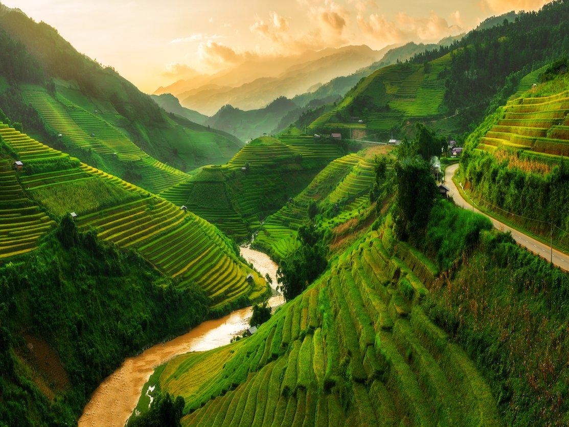 Mù Cang Chải lọt top những ngọn núi đẹp nhất thế giới - ảnh 2