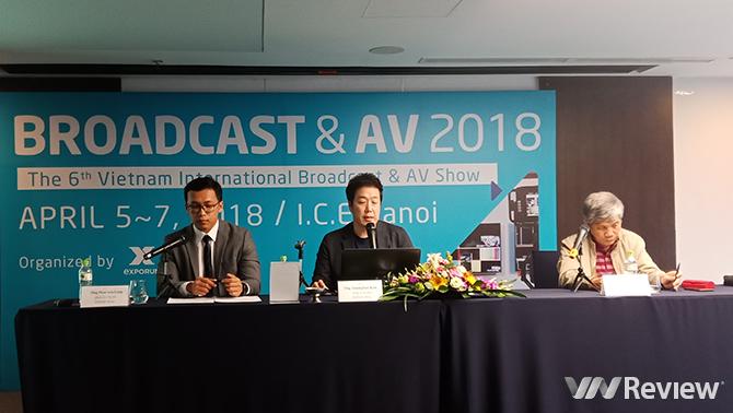 VIBA Show 2018: cơ hội để trải nghiệm kính thực tế ảo, TV 4K, flycam - ảnh 1