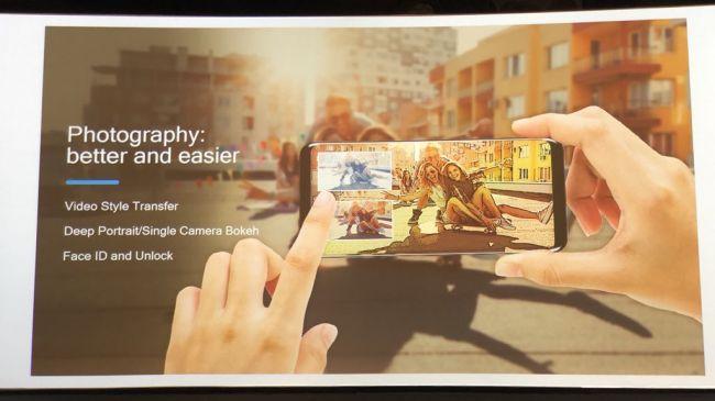 Đáp trả iPhone X, smartphone Android cũng sẽ có deep portrait và Face ID của riêng mình - ảnh 2