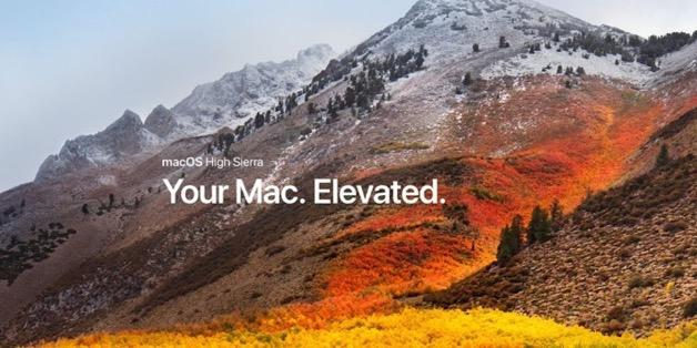 Apple phát hành macOS High Sierra 10.13.2: vá lỗi bảo mật, cải thiện ổn định…